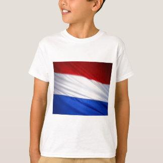 T-shirt Drapeau néerlandais