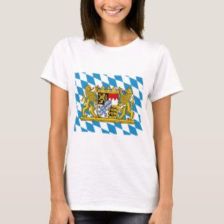 T-shirt Drapeau of Bavaria
