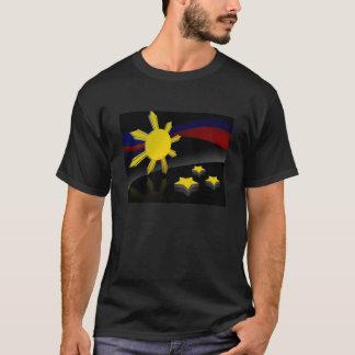 T-shirt drapeau philippin