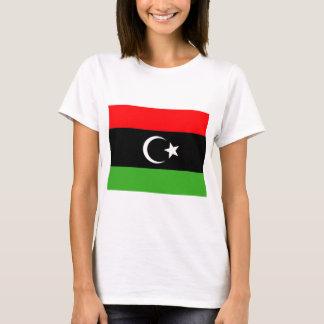 T-shirt Drapeau rebelle de Libyen
