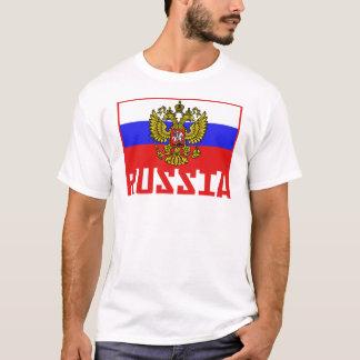 T-shirt Drapeau russe