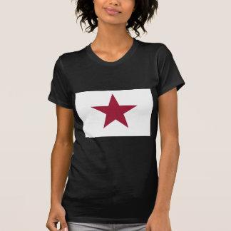 T-shirt Drapeau solitaire d'étoile de la Californie (1836)