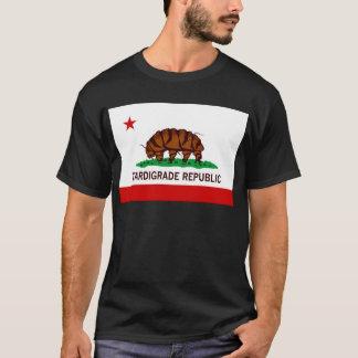 T-shirt Drapeau Tardigrade de République