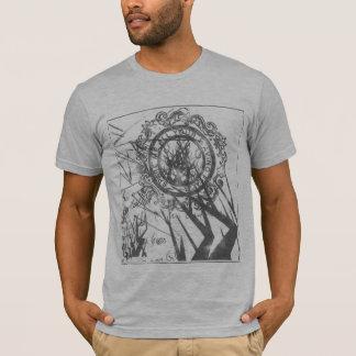 T-shirt Drapeaux de ondulation (fanez-vous)