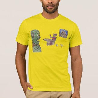T-shirt Dreammist et loups-garou