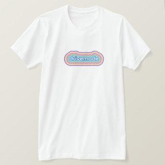 T-shirt Drivemode rétro