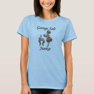 T-shirt Drogué de brocante à domicile