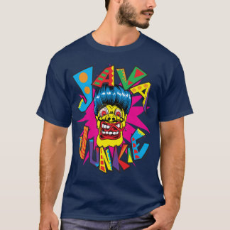 T-shirt Drogué de Java