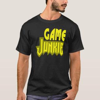 T-shirt Drogué de jeu