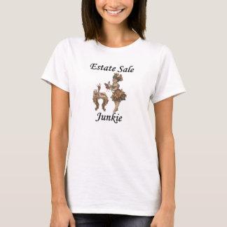 T-shirt Drogué de vente de domaine