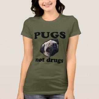 T-shirt Drogues de carlins pas