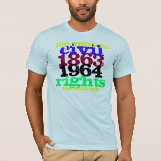 T-shirt Droits civiques