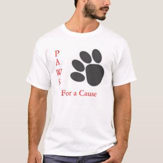 T-shirt Droits des animaux