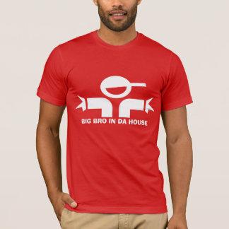 T-shirt drôle avec la citation pour les frères