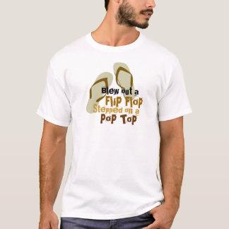 T-shirt drôle de bascule électronique