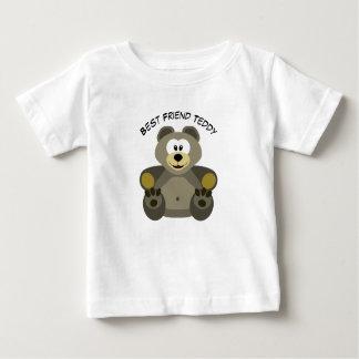 T-shirt drôle de bébé d'ours de nounours de