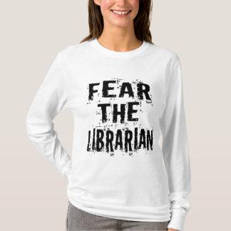 T-shirt drôle de bibliothécaire