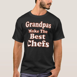 T-shirt drôle de chef de grand-papa