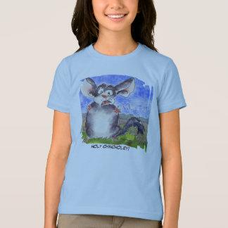 T-shirt drôle de chinchilla d'énonciation