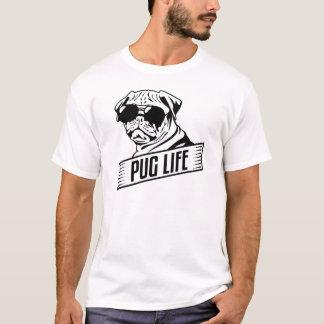 T-shirt drôle de la vie de carlin