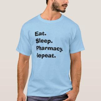 T-shirt drôle de pharmacien