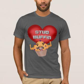 T-shirt drôle de Saint-Valentin de petit pain de