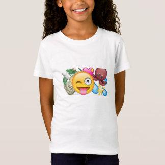 T-shirt drôle d'emoji