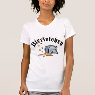 T-shirt drôle d'Oktoberfest Bierleichen