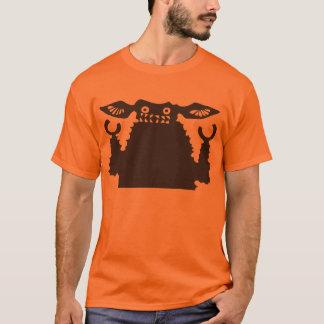 T-shirt drôle d'oreilles de monstre de Kaiju