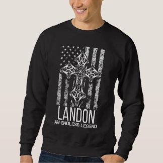 T-shirt drôle pour LANDON