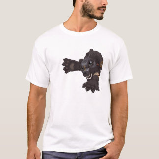 T-shirt Druide sauvage d'ours