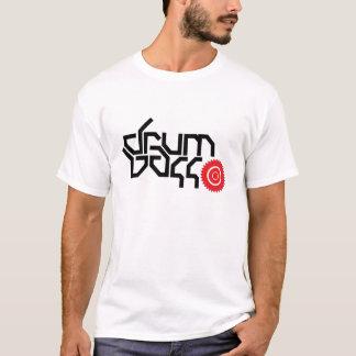 T-shirt Drum et Bass