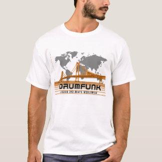T-shirt Drumfunk
