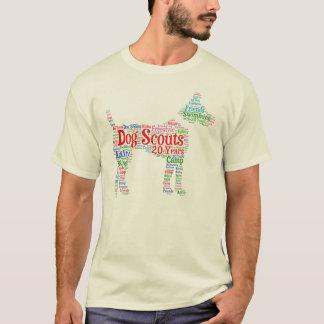 T-shirt DSA 20 ans