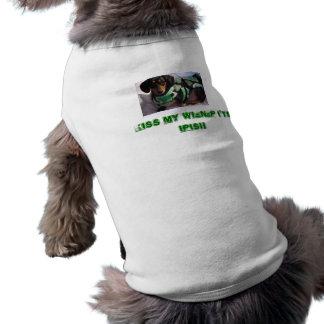 T-shirt DSC_0833, embrassent mon irlandais d'I'ts de sauci