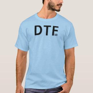 T-shirt DTFish - pêche drôle