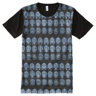 T-shirt du balayage de cerveau IRM