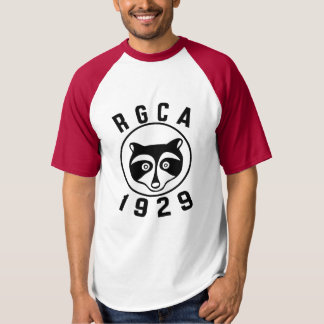T-shirt du base-ball des hommes de RGCA