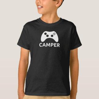 T-shirt du campeur de l'enfant