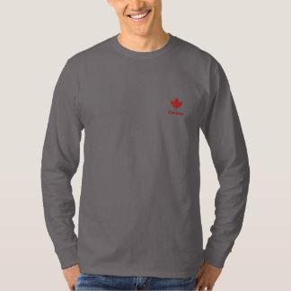 T-shirt du Canada - érable rouge du Canada