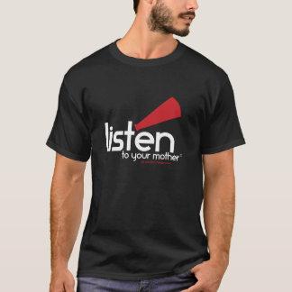 T-shirt du charbon de bois LTYM des hommes