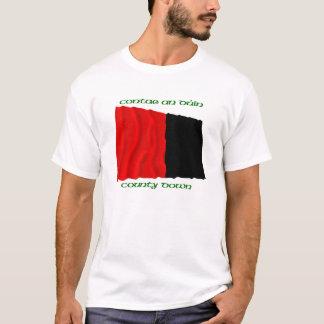 T-shirt Du comté couleurs vers le bas