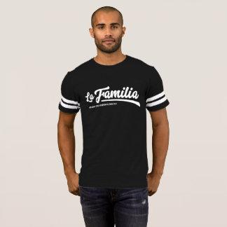 T-shirt du défenseur des hommes de Familia de La