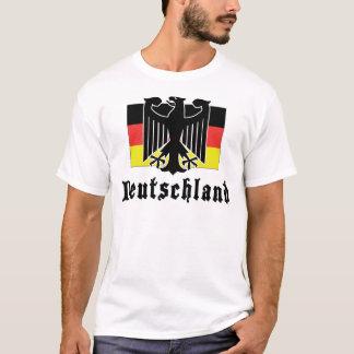 T-shirt du Deutschland