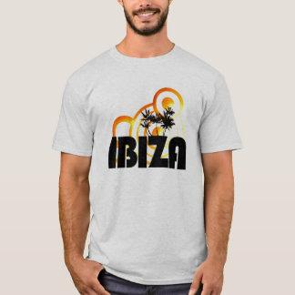 T-shirt du DJ de conception du soleil d'été