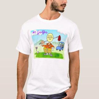 T-shirt du golfeur #1