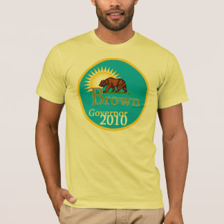 T-shirt du Gouverneur de BROWN