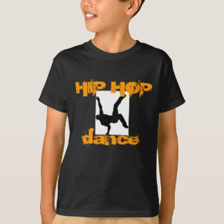 T-shirt du hip hop des enfants