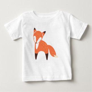 T-shirt du Jersey d'amende de bébé de Fox