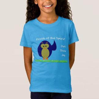 T-shirt du Jersey d'amende du LAT des filles
